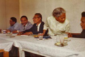 Bestuur PAH 1971